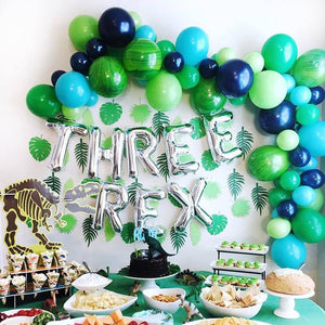 Three Rex Dinosaur Party Decor