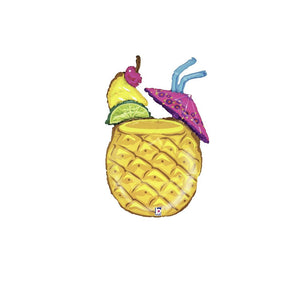 Tropical Pineapple Drink Balloon