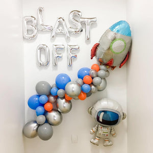 Astronaut Balloon