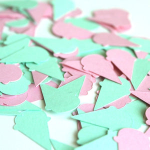 Ice Cream Confetti | Set of 100