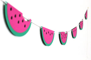 Watermelon Banner Party Decor