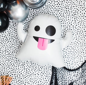 Ghost Halloween Balloon