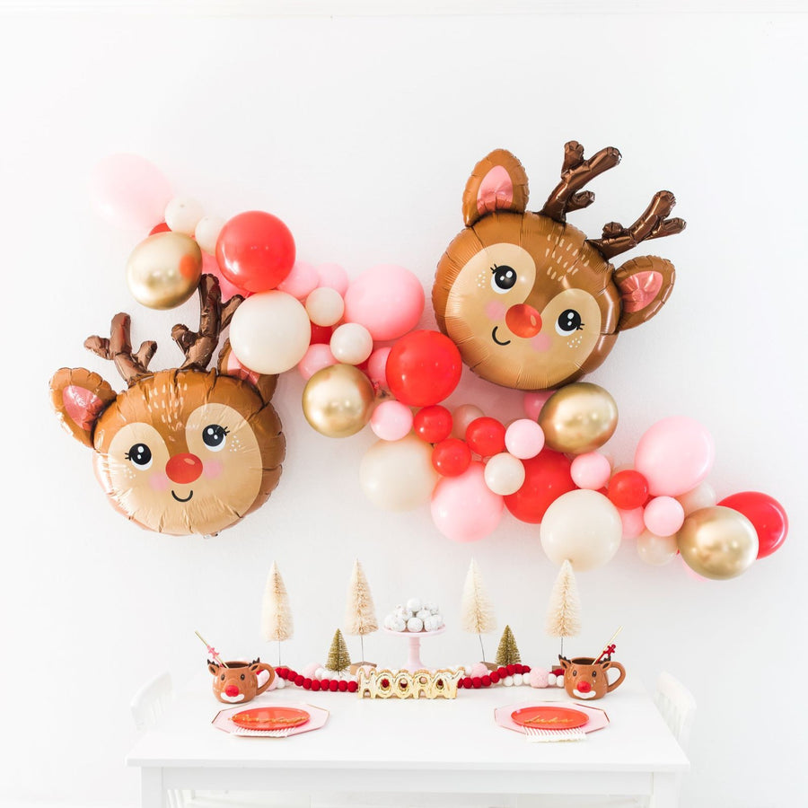 Reindeer Christmas Balloon