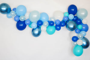 DIY Shark Balloon Garland Kit