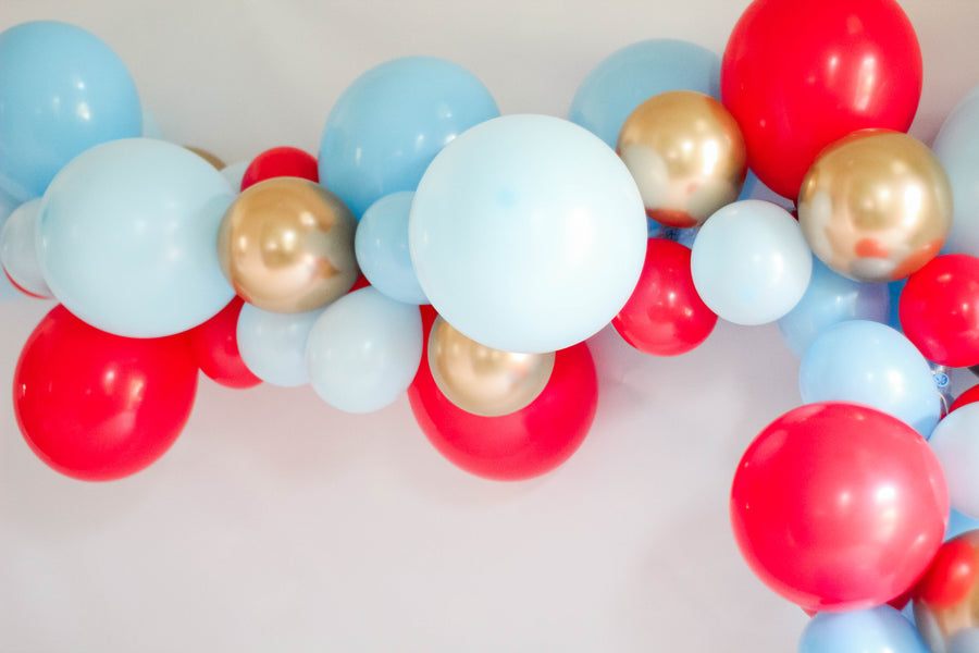 Carnival DIY Balloon Garland Kit