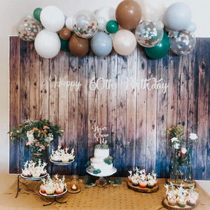 DIY Woodland Balloon Garland Kit