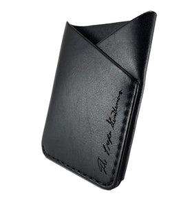 The Slipper Card Case