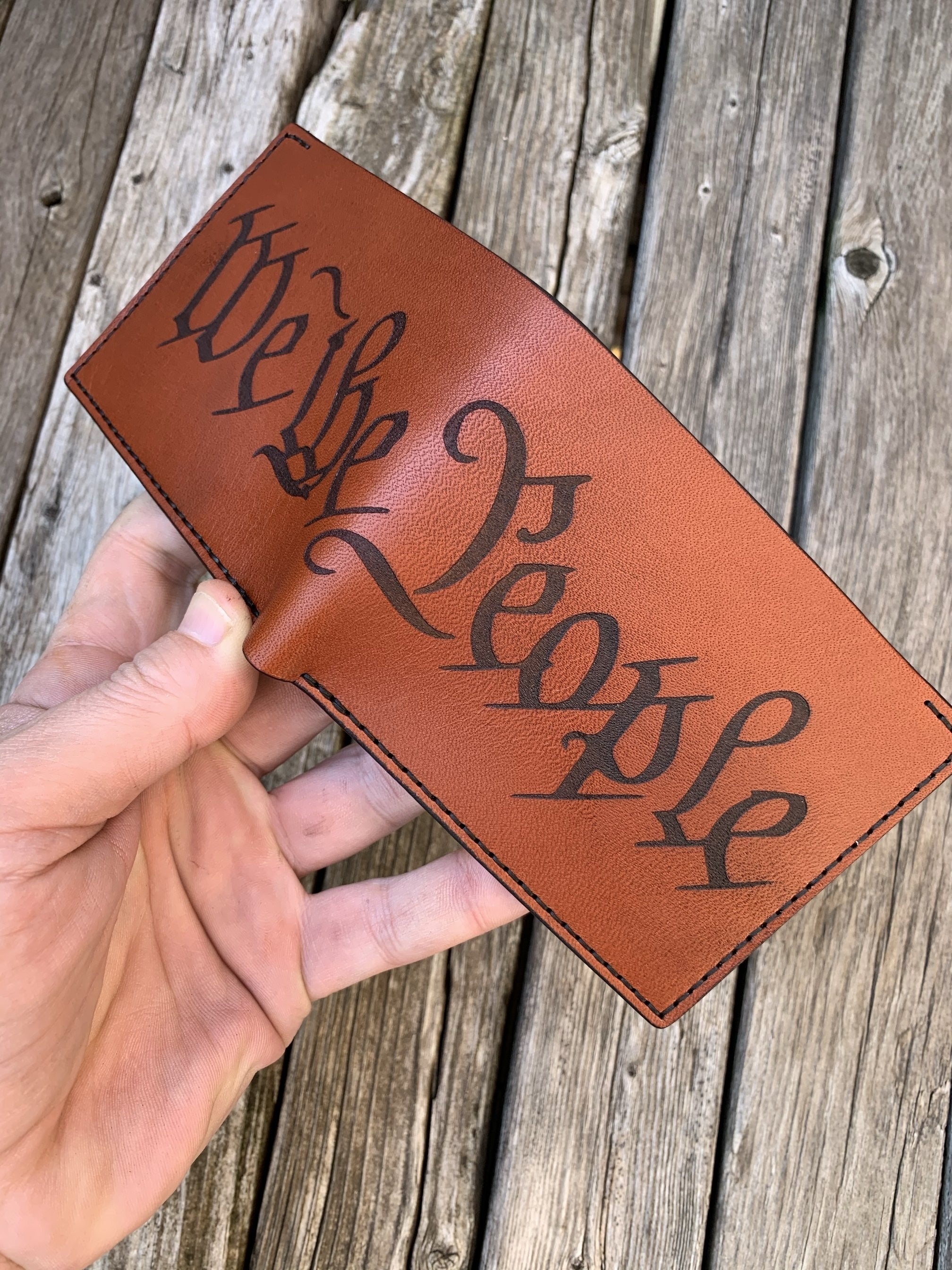 "JohnBoy Bifold - ""We the People"" Edition"