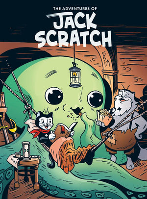 Jack Scratch Comic Book Bundle