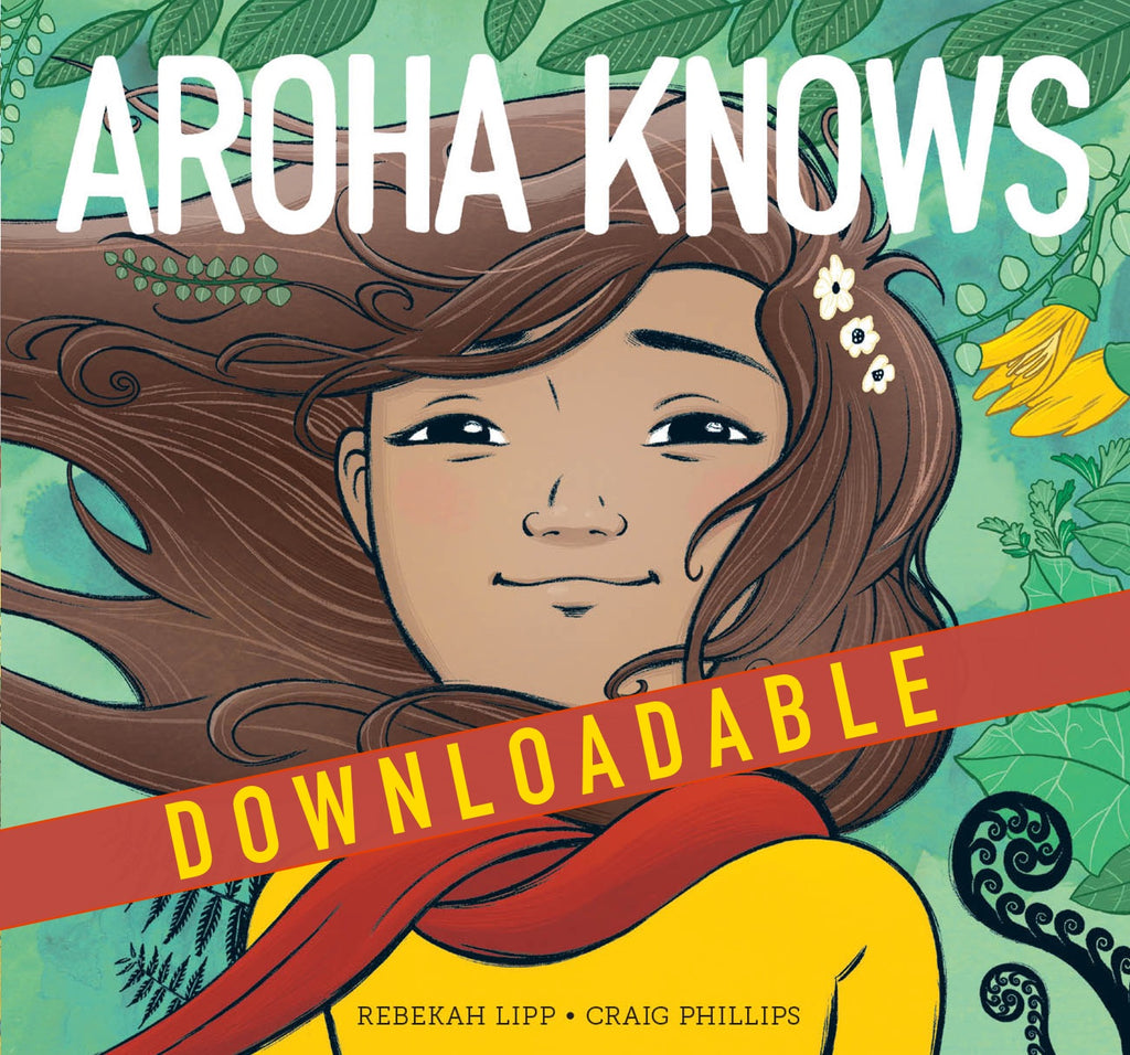 DOWNLOADABLE:  Aroha Knows