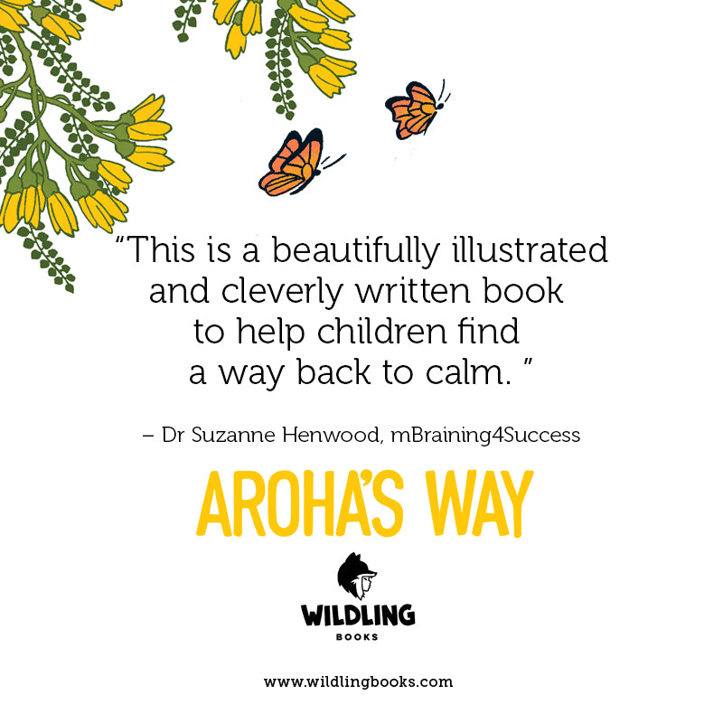 DOWNLOADABLE:  Aroha's Way - A Children's Guide through Emotions