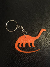 Load image into Gallery viewer, Acrylic  keyring loads shapes - Laser LLama Designs Ltd