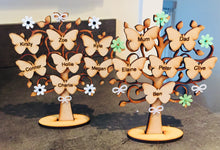 Load image into Gallery viewer, Personalised Wooden Family Tree - Laser LLama Designs Ltd
