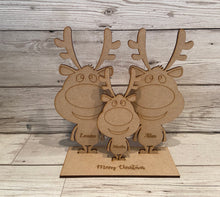 Load image into Gallery viewer, Christmas reindeer- build your own family