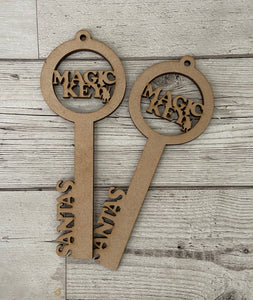 Mdf magic keys