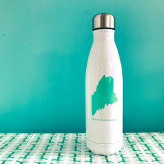 Exclusive State of Maine S'well Bottle