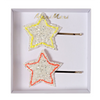 star bobby pins