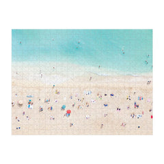 Double Sided Beach Puzzle Hawaii