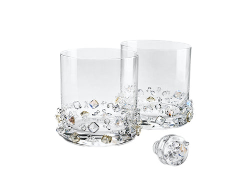 Preciosa Crystal Ware Icy Fresh