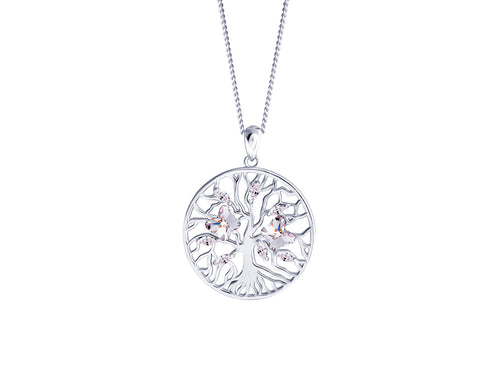 Preciosa Tree of Life Necklace