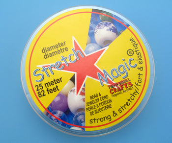 Stretch Magic 1.0mm - 25M Clear
