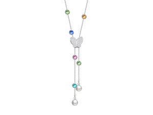 Preciosa Crystal Necklace Lea