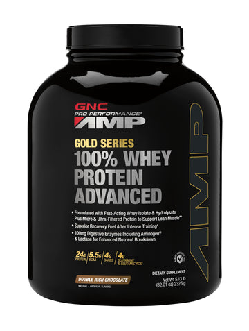 AMP GOLD Advanced Whey Protein