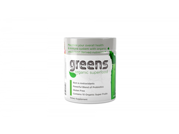 SystemLS Greens™ Organic Superfood