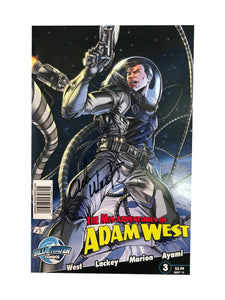 The Mis-Adventures of Adam West Sept '11 | Signed by Adam West