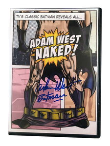 """Adam West Naked"" 