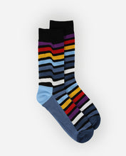 Load image into Gallery viewer, Stripes Socks - Multi-colour
