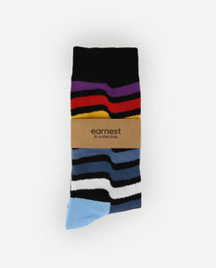 Stripes Socks - Multi-colour