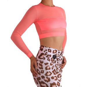 PANTHER SPORT CROP TOP Sportswear Leggings Yoga Pants ADARABYCAROLB Activewear