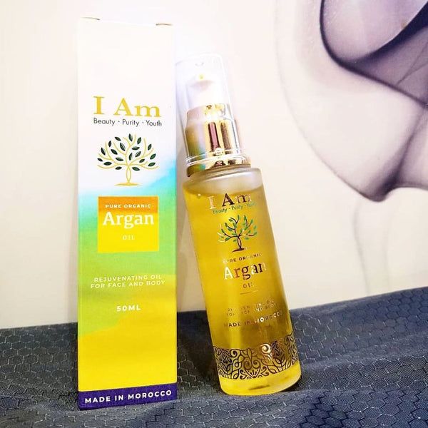 I AM 100% Argan Oil