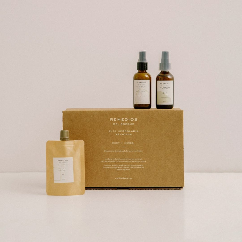 Body + Herbs - Kits