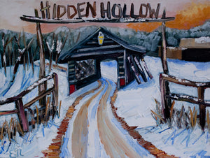 """Hidden Hollow"""