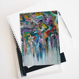 Colorful Abstract Journal - Blank