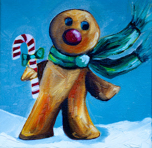 """Gingerbread Man"""