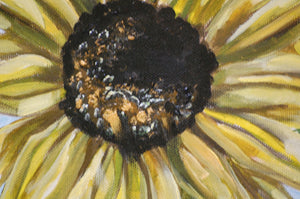 "Original oil painting titled ""Sunshine"" 9x12"