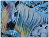 White Horse greeting cards