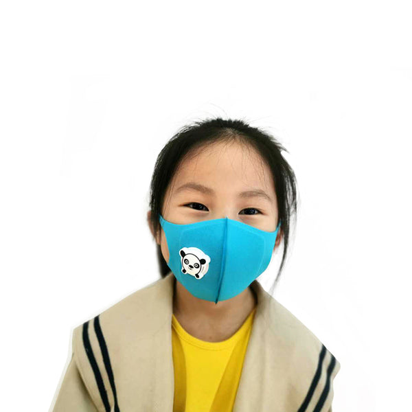 SPONDUCT Kids Sponge Mask With Valve