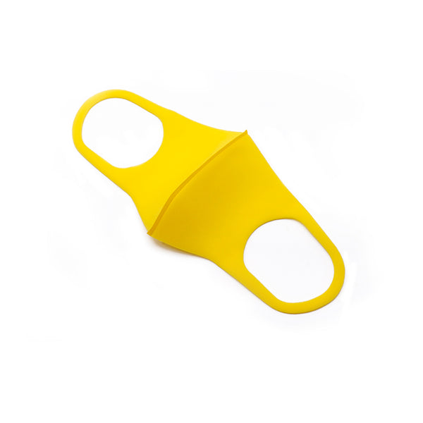Kids Sponge Anti-Dust Pitta Mask- Yellow