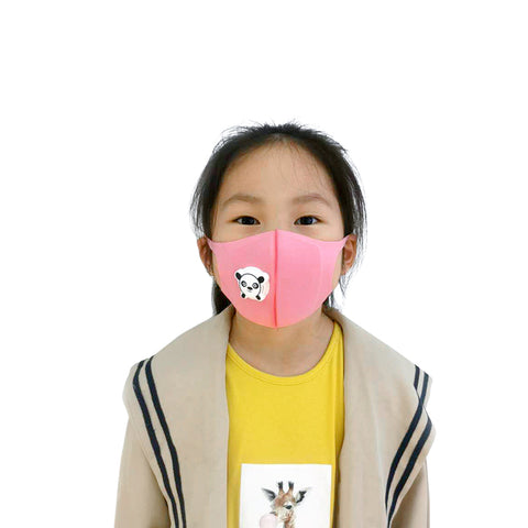 SPONDUCT Children Sponge Mask With Valve