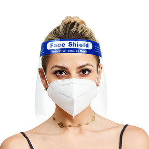 SPONDUCT Face Shield