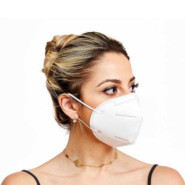 Disposable kn95 folding mask
