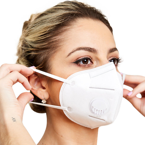 SPONDUCT KN95 Mask With Valve
