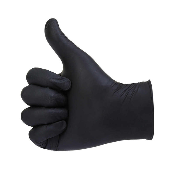 Practical Disposable Nitrile Gloves