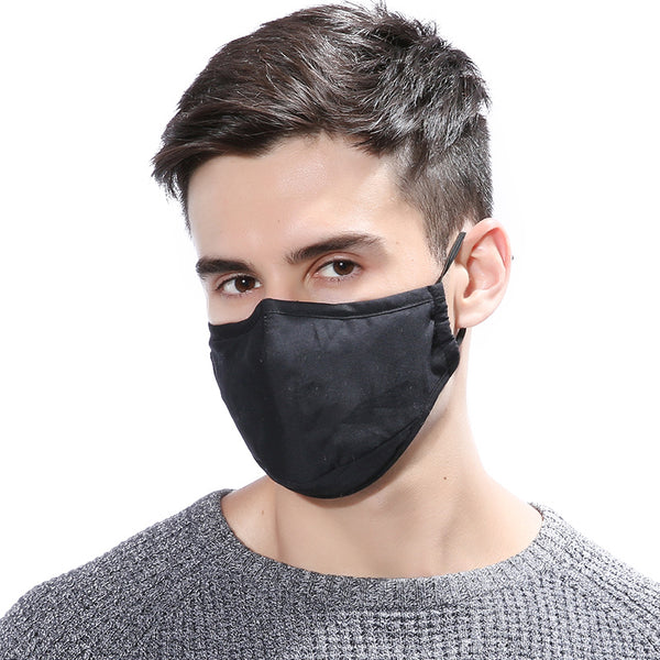 Dust And Pollution Prevention Gauze Fabric Mask