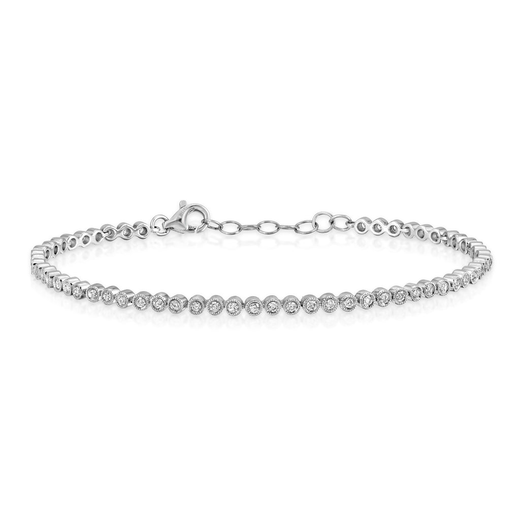 'Delighted' Diamond Bracelet