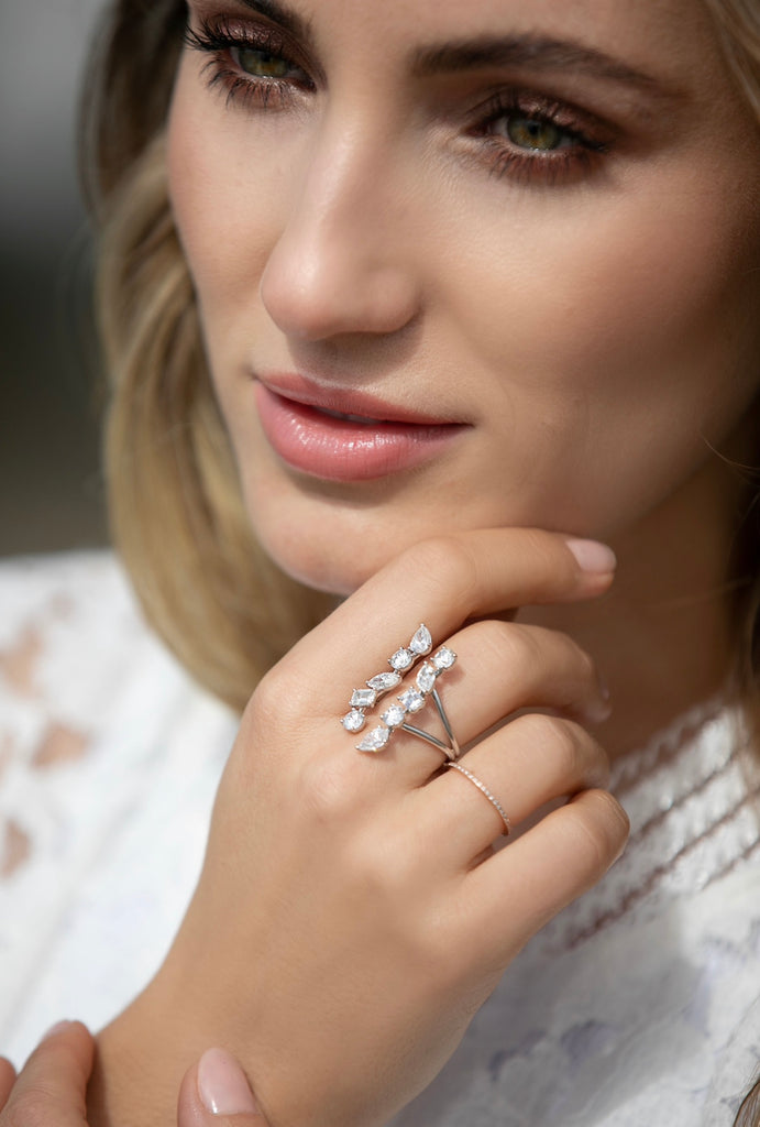 Connection Miss Diamond Ring